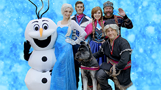 The Real Frozen